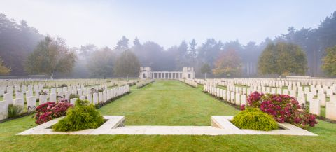 Polygon Wood begraafplaats